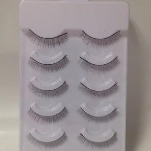 Student Practice 10 pcs set Eyelash – soft